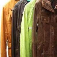 皮革服装 制造商