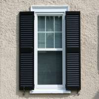 Louvered Exterior Shutters Manufacturers