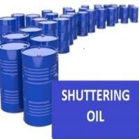 Shuttering Oil Manufacturers