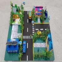 学校项目模型 制造商