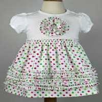 婴儿T恤连衣裙 制造商