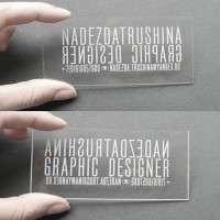塑料透明卡 制造商