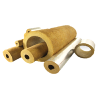 Rockwool Pipe Section Manufacturers