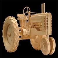 Wooden Tractor Manufacturers
