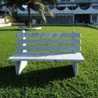 石头花园长凳 制造商