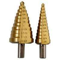 Step Drills Manufacturers