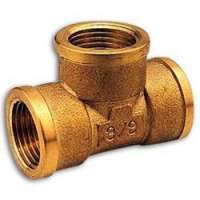 Copper Threaded Tee Importers