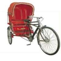Cycle Rickshaw Manufacturers