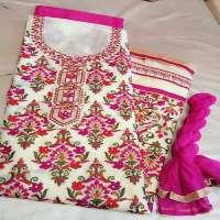 棉花刺绣西装 制造商