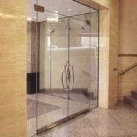 Toughened Glass Door Manufacturers