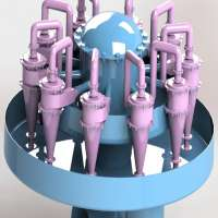 Hydrocyclone Cluster Manufacturers