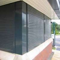 Security Shutters Manufacturers