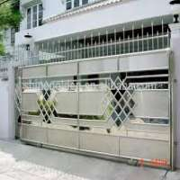 Stainless Steel Sliding Gate Importers