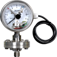 Electrical Pressure Gauges Manufacturers