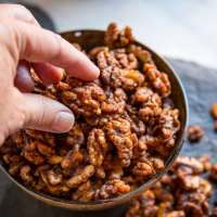 Roasted Walnuts Manufacturers