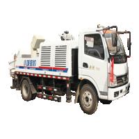 车载混凝土泵 制造商