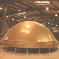 Fibre Glass Domes Manufacturers