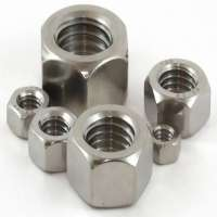 Industrial Nut Manufacturers