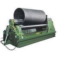 SS Plate Rolling Machine Manufacturers