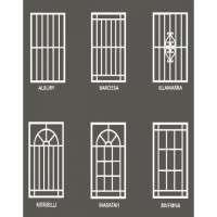 窗口烤架 制造商