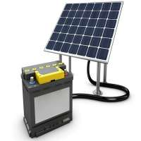 Solar Batteries Manufacturers