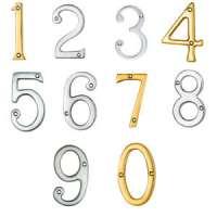 Brass Door Numeral Manufacturers