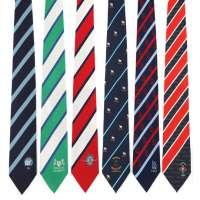 编织徽标领带 制造商