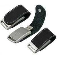 皮革USB闪存驱动器 制造商