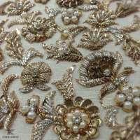 Zardozi Embroidery Manufacturers