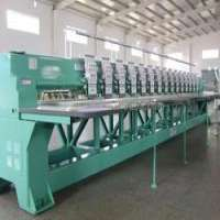 Second Hand Computerized Embroidery Machine Manufacturers