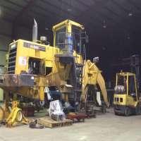 挖掘和施工设备维修 制造商