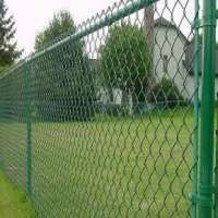 PVC Coated Chain Link Mesh Fence Importers