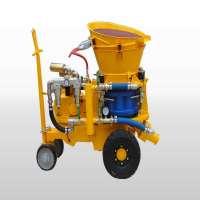 喷射混凝土设备 制造商