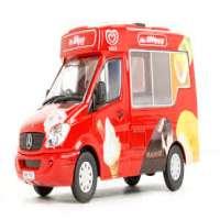 Ice Cream Van Manufacturers