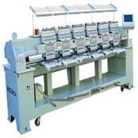 Flat Bed Embroidery Machine Manufacturers