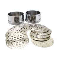 Diamond Sieve Manufacturers