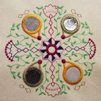 镜子刺绣 制造商
