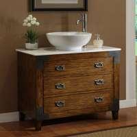 古董浴室柜 制造商