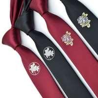 绣花领带 制造商