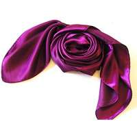 Satin Scarves Manufacturers
