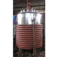 连续搅拌釜式反应器 制造商