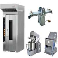 Rusk Making Machine Manufacturers