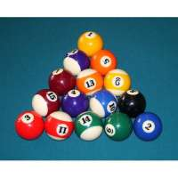 Snooker Balls Manufacturers