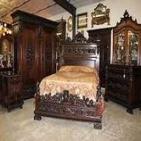 古董卧室套房 制造商