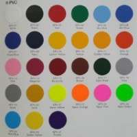 PVC颜色图表 制造商