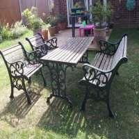 铁艺花园家具 制造商