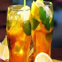 Orange Ice Tea Manufacturers