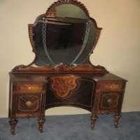 古董梳妆台 制造商