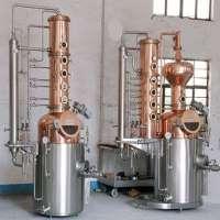 Distillation Equipment Manufacturers