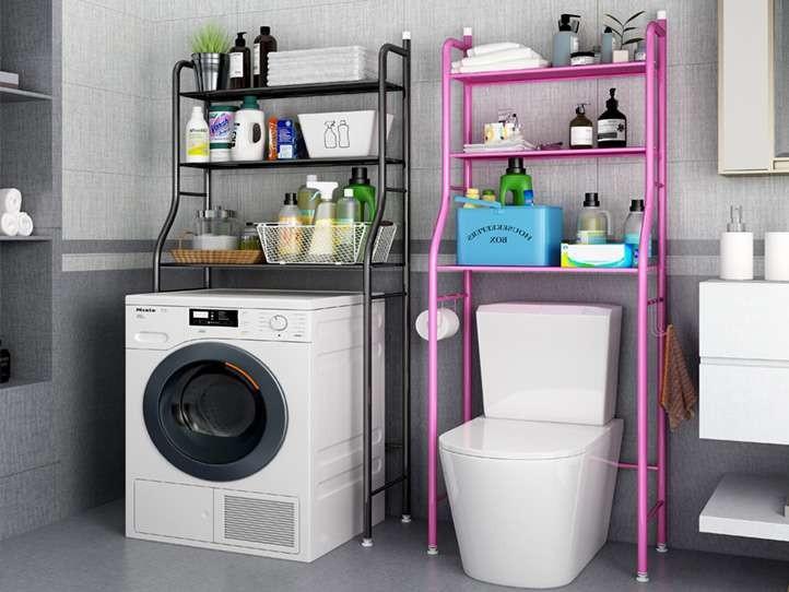 Kaidi Steel Washer & Closestool Shelves